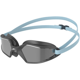 speedo Hydropulse Mirror Goggles, ardesia/cool grey/chrome